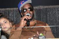 Sean P Diddy Combs shares Deleon tequila with Chicago