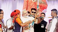 PM bats for blue revolution in Saurashtra