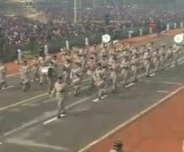 Passing out parade of 130th NDA course today