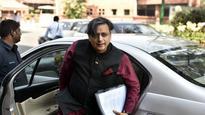 Kanhaiya never said he is not proud to be Indian: Shashi Tharoor