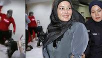 Magistrate rebukes actress Lydiawati for appearing in court late