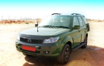 Tata Safari will now drive Indian Army
