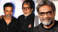 Balki slams reports of film with Amitabh Bachchan and Akshay Kumar