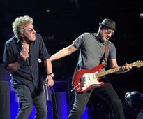 Pete Townshend has a cold. But the Who still thrilled Verizon Center.