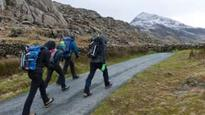 Snowdon walking charge 'needed to protect mountain'