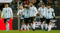 Argentina scrape past Russia in friendly