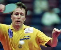 Former Olympic and world champion Waldner bows out