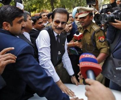Jolt for Subrata Roy, as Aamby Valley goes under the hammer