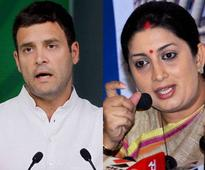 How Rahul-Smriti's political rivalry proved 'blessing in disguise' for this Dalit boy