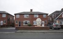 'A tacky monstrosity': Giant sculpture of Jeremy Clarkson's head appears in garden