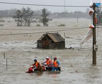 Vietnam flash floods: 54 killed; 39 still missing as tropical storm triggers landslides