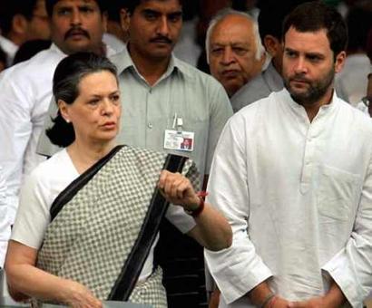 Gujarat Congress MLAs to meet Rahul, Sonia Gandhi today