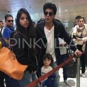 Doting daddy SRK just listed the rules for dating daughter Suhana and they can freak any guy out!