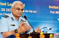 Weapon technology should be desi: Air Marshal SB Deo