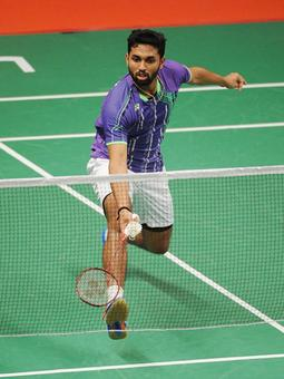Swiss Open: Prannoy advances to quarterfinals