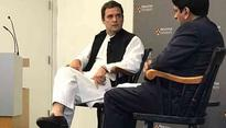 In Princeton, Rahul takes on Modi for his inability to create jobs and polarising society