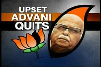 Live: BJP Board rejects Advani's resignation