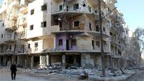 Air strikes, fighting mark end of Aleppo ceasefire