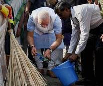 Now, Swachh Bharat seeks global facelift