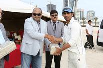 Doha: McDonald's beat QVC to win division II CDC cricket tourney