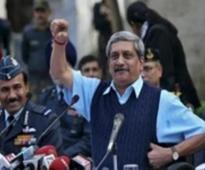 Parrikar asks army to take up border transgression issue with PLA