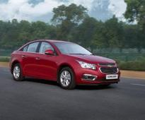 2016 Chevrolet Cruze gets a minor facelift & more features