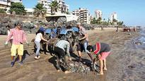 dna impact: BMC to help clean Versova beach