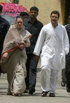 Crucial Cong meet begins, Rahul elevation hangs in the air