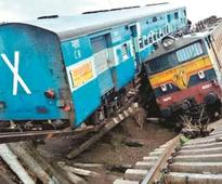 Prabhu orders special safety drive to curb derailments