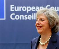 Britain is heading towards a Brexit but Theresa May says it won't stop the UK negotiating EU policy