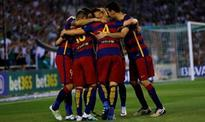 Title rivals Barcelona, Atletico and Real all win in La Liga