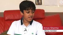 UK: 11-year-old Indian-origin Arnav Sharma gets 162 IQ points, more than Einstein