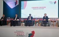 Investment policy summit ends