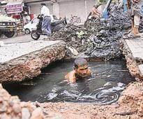 Give protective gear to those cleaning sewers: HC to DJB
