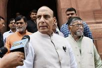 Kashmir trade bodies refuse to meet Rajnath Singh