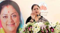BJP will win next assembly election: says Rajasthan CM Vasundhara Raje