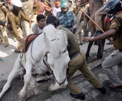 Case against BJP leader in Shaktiman episode withdrawn