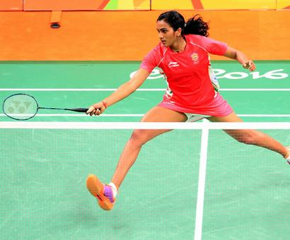 PV Sindhu to return to court in Denmark after Rio success