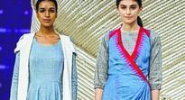 State designer at Textiles India 2017