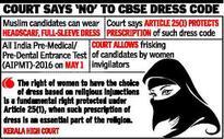 HC allows Muslim women to wear hijab for AIPMT