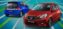 2016 Honda Brio facelift production begins in India