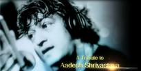 Amitabh Bachchan, Madhuri Dixit, A.R. Rahman Pay Tribute to Aadesh Srivastava in Documentary