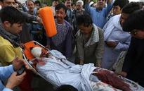 IS attack on Afghan protest kills 61 people, wounds 207
