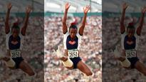 Six-time Olympic medalist Jackie Joyner-Kersee wants to close America's digital divide