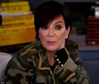 Kris Jenner tells Scott Disick being a 'responsible dad' would be the 'best birthday present' for Kourtney Kardashian