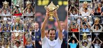 Roger Federer wins 8th Wimbledon title: A look at the numbers behind his record-breaking career