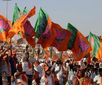 Bengaluru: BJP workers protest against Amnesty India, demand NIA probe
