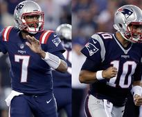 Sources: Pats confident Garoppolo, Brissett will be available against Bills