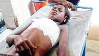 Stray bullet hits boy