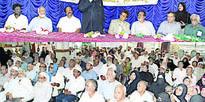 Zahid Ali Khan announces establishment of Old Age Home at Viqarabad
